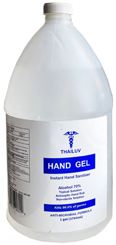hand sanitizer 1 gallon