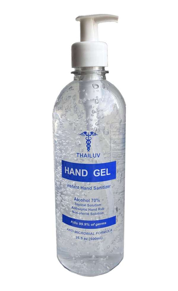 hand sanitizer 500 ml